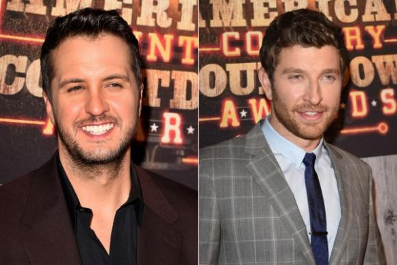 Luke Bryan & Brett Eldredge at Saratoga Performing Arts Center