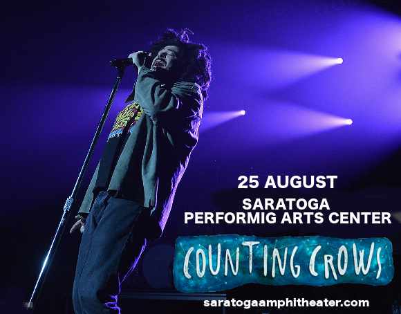 Counting Crows & Matchbox Twenty at Saratoga Performing Arts Center