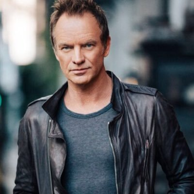 Sting at Saratoga Performing Arts Center