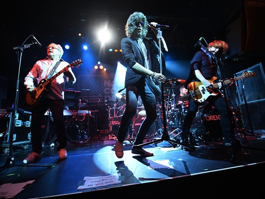 Foreigner & Whitesnake at Saratoga Performing Arts Center