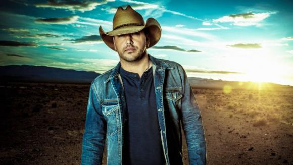 Jason Aldean, Luke Combs & Lauren Alaina at Saratoga Performing Arts Center