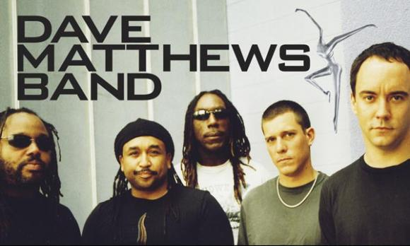 Dave Matthews Band at Saratoga Performing Arts Center