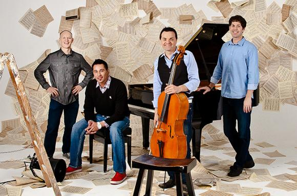 The Piano Guys at Saratoga Performing Arts Center