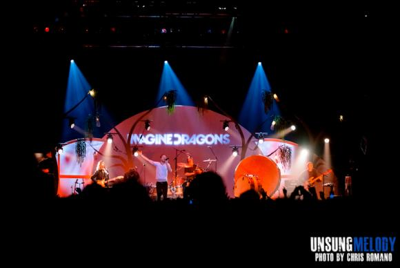 Imagine Dragons at Saratoga Performing Arts Center
