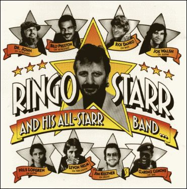 Ringo Starr And His All Starr Band at Saratoga Performing Arts Center