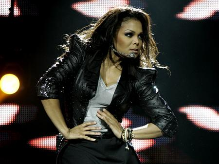 Janet Jackson at Saratoga Performing Arts Center
