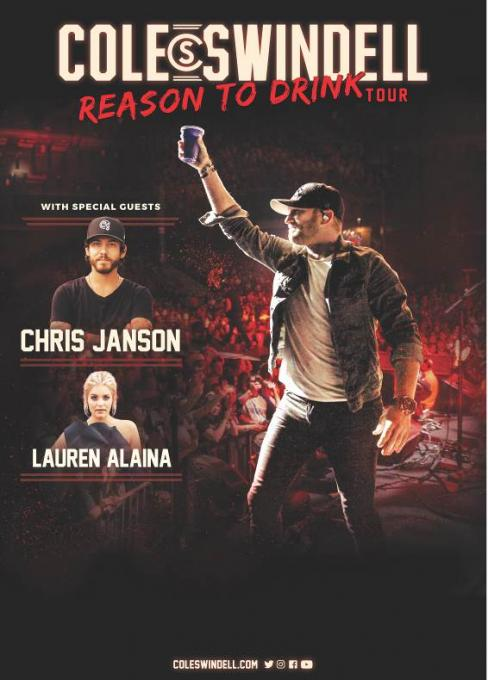 Chris Young & Chris Janson at Saratoga Performing Arts Center