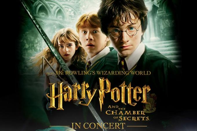 The Philadelphia Orchestra: Harry Potter and The Chamber of Secrets In Concert at Saratoga Performing Arts Center