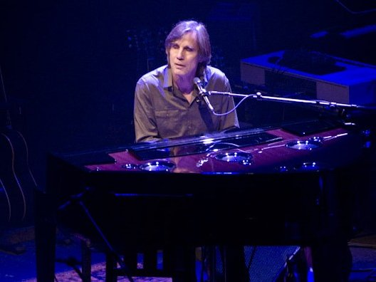 Jackson Browne at Saratoga Performing Arts Center
