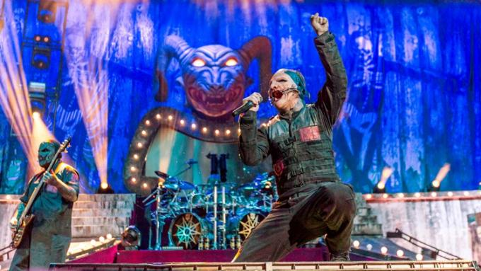 Slipknot, Volbeat, Gojira & Behemoth at Saratoga Performing Arts Center