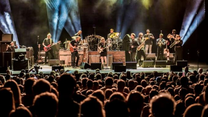 Tedeschi Trucks Band at Saratoga Performing Arts Center