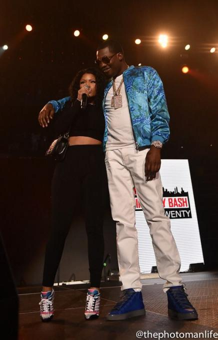 Meek Mill & Future at Saratoga Performing Arts Center