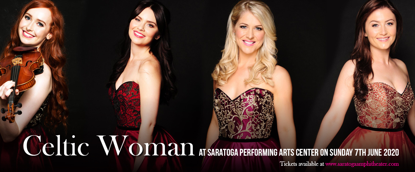 Celtic Woman at Saratoga Performing Arts Center