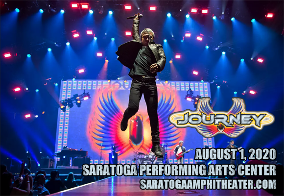 Journey & The Pretenders at Saratoga Performing Arts Center