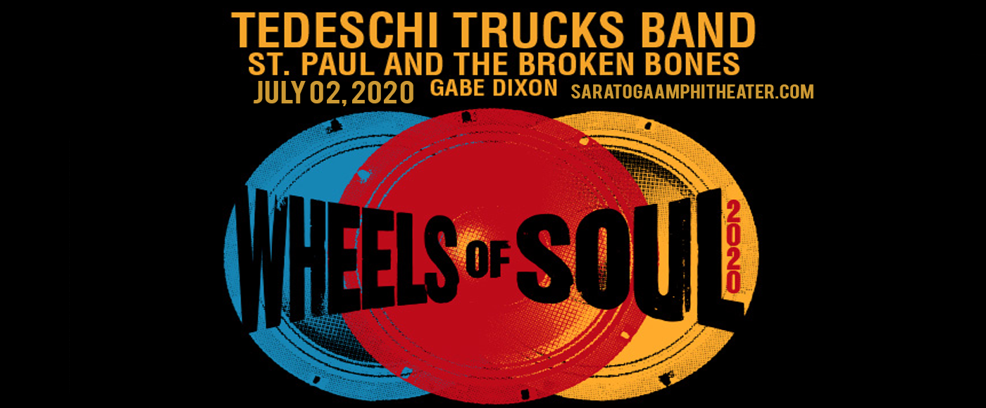 Tedeschi Trucks Band at Saratoga Performing Arts Center