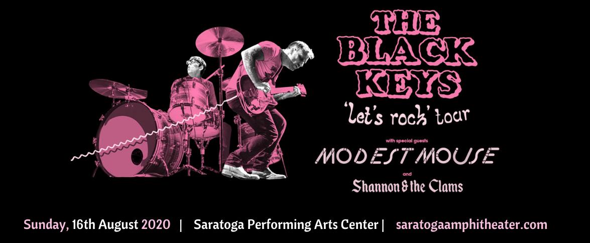 The Black Keys at Saratoga Performing Arts Center