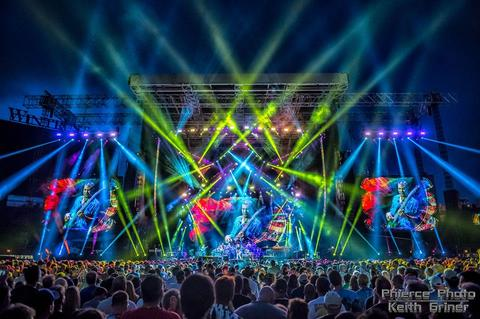 Dead & Company at Saratoga Performing Arts Center
