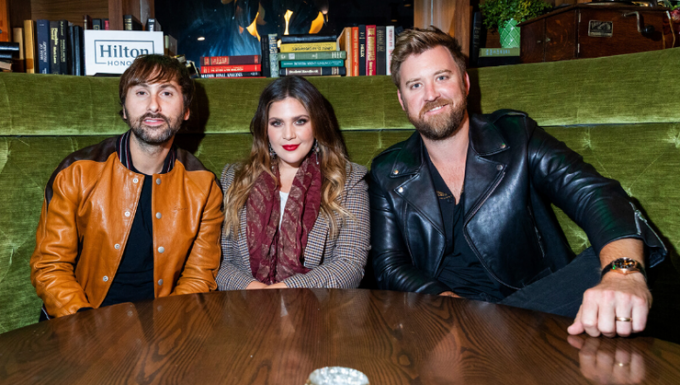 Lady Antebellum, Jake Owen & Maddie and Tae at Saratoga Performing Arts Center