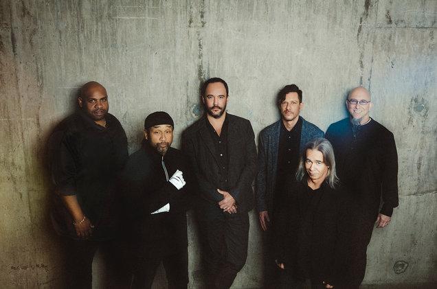 Dave Matthews Band at Saratoga Performing Arts Center