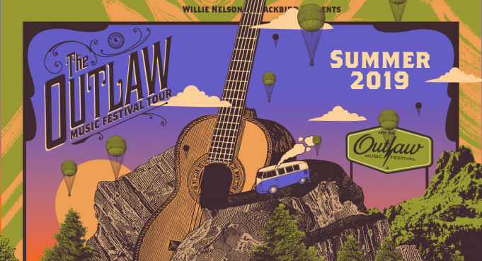 Outlaw Music Festival: Willie Nelson, Sturgill Simpson, Gov't Mule & Margo Price at Saratoga Performing Arts Center