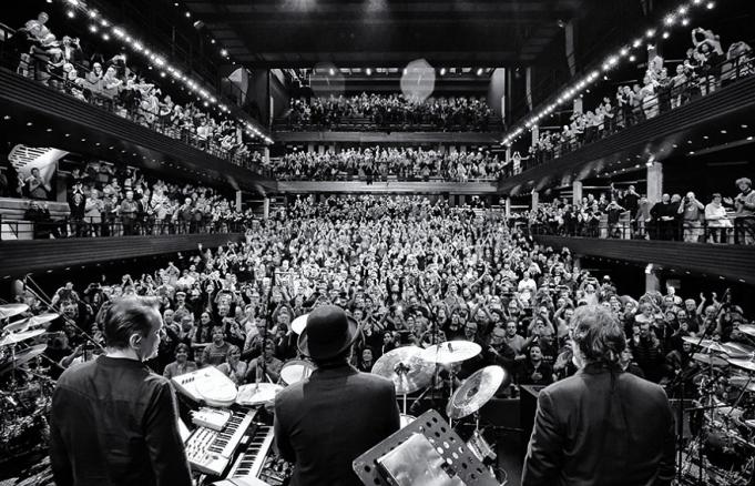 King Crimson at Saratoga Performing Arts Center